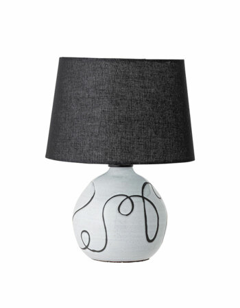 Table lamp White Terracotta